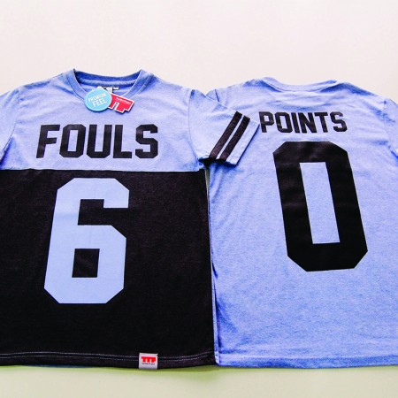 Fouls / Points